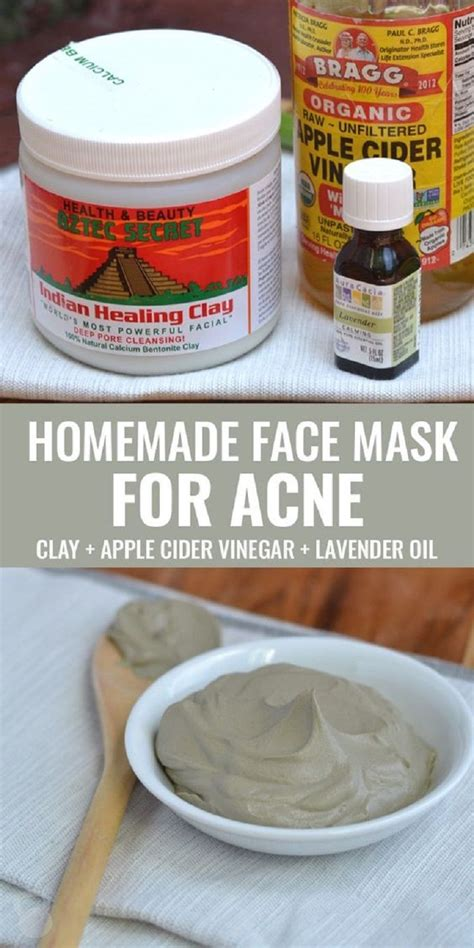 homemade face mask  acne  diy face mask suggestions