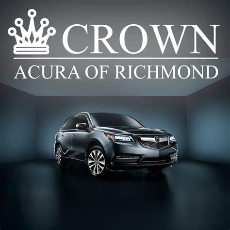 crown acura richmond crown acura richmond in richmond va 804 977 3