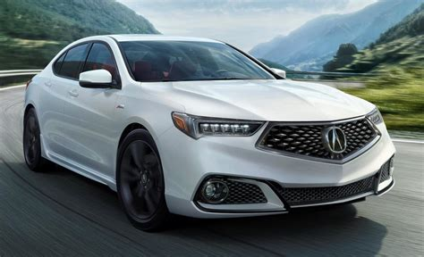 Acura Tlx 2019 2019 acura tlx pricing and specs announced