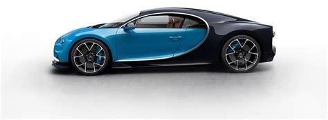 Bugatti Chiron Showcased At 2016 Geneva Motors Show Car