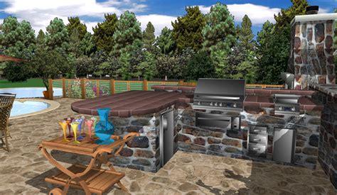 architect  garden  exterior  plan design