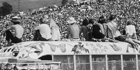 Incredible Visual History Of Music Festivals Will Remind