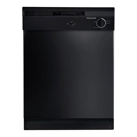 Frigidaire Front Control Dishwasher In Blackfbd2400kb