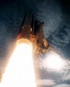 Thiokol Space Shuttle RSRM