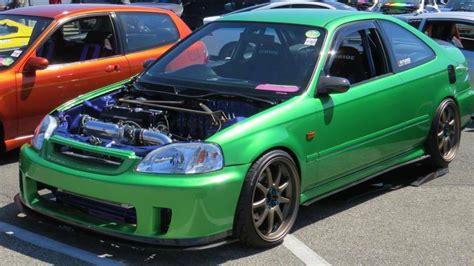 1996 Honda RHD EK Civic Coupe RHD EK Civic Coupe