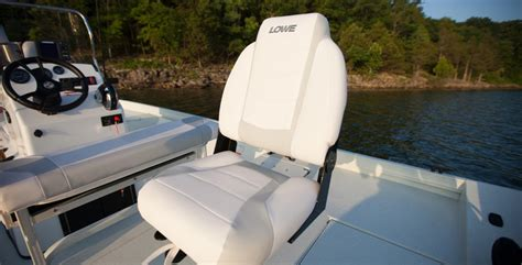 Fishing Seats For Lowe Boat by Lowe 20 Bay Review Boat
