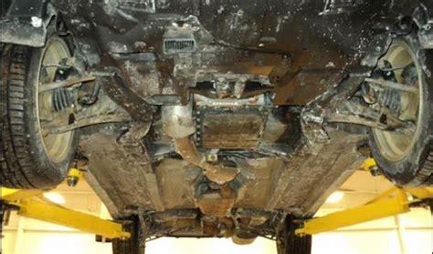 Why Do Cars No Longer Need Aftermarket Rustproofing