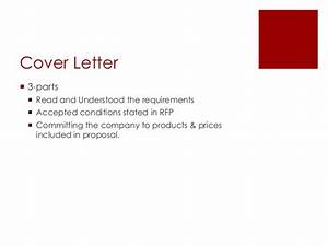 rfp response cover letter format pdfeports178webfc2com With how to make a quick cover letter