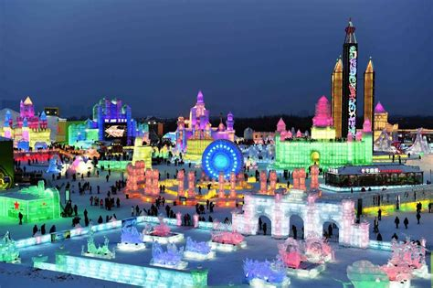Harbin And Snow Festival Picture by Harbin Int L And Snow Festival Kicks 1
