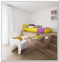 high platform bed Best 25+ High platform bed ideas on Pinterest | Industrial ...