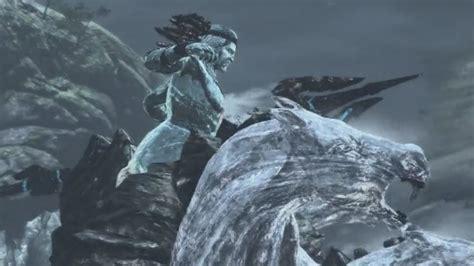 God Of War Iii Remastered Poseidon Boss Battle 1080p