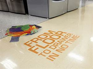 1000 images about get on the floor floor graphics on With kitchen colors with white cabinets with large format vinyl sticker printing