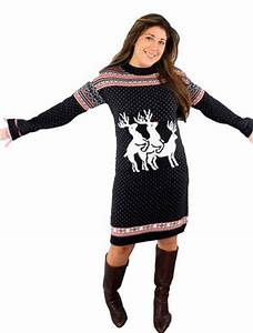 Ugly Christmas Sweater Dresses – Happy Holidays