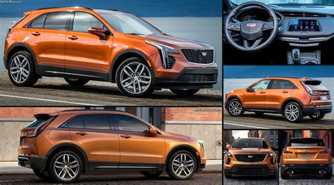 Cadillac Xt4 (2019)  Pictures, Information & Specs