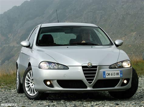 2004 Alfa Romeo 147 Partsopen