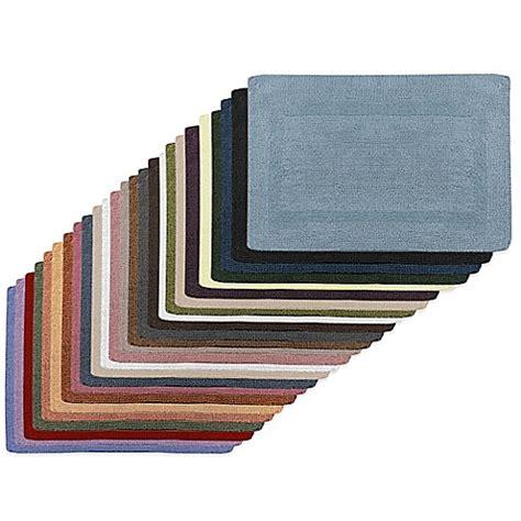 wamsutta bath rugs wamsutta 174 reversible bath rugs and toilet lid covers bed