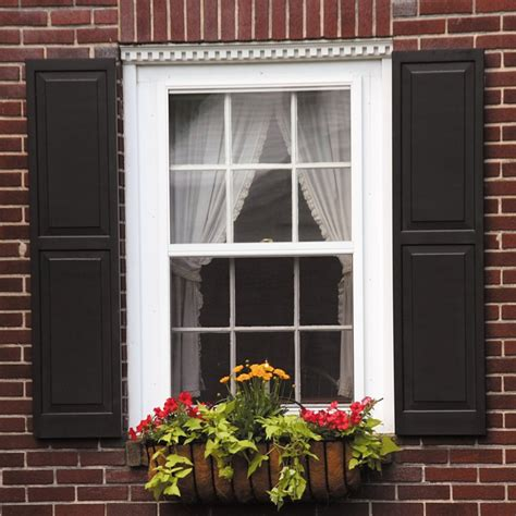 exterior window shutters wood window shutters exterior