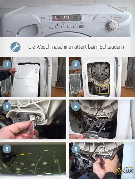 waschmaschine klappert beim schleudern die waschmaschine rattert beim schleudern anleitung diybook de