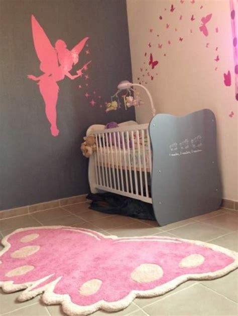 d oration papillon chambre fille décoration chambre bébé fille papillon