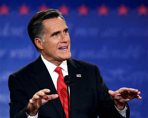 Presidential debate: Mitt Romney outshines President Obama