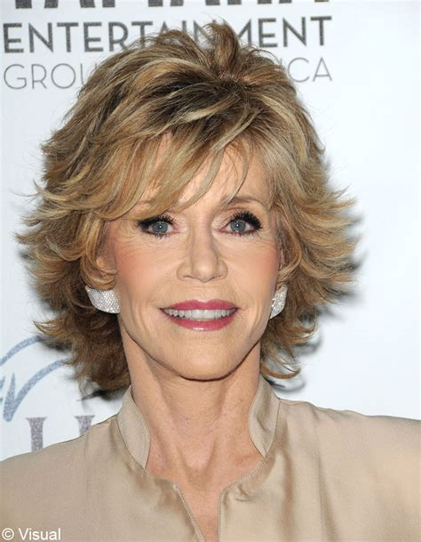 Coiffure Jane Fonda
