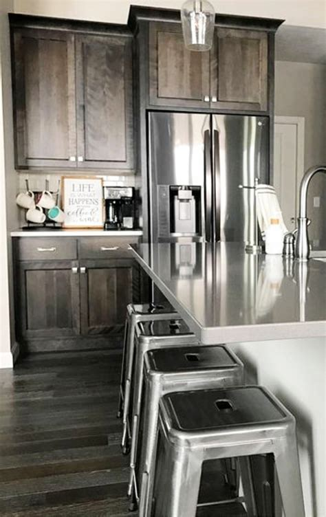 Simple choose a space to particularize as a coffee bar and make it work as you see fit. Kitchen Coffee Bar Ideas - 30+ Kitchen Coffee Bar PICTURES
