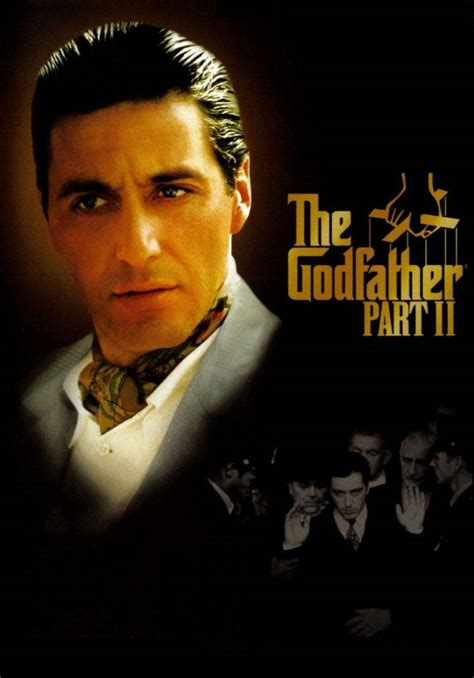 movies al pacino  godfather  poster michael