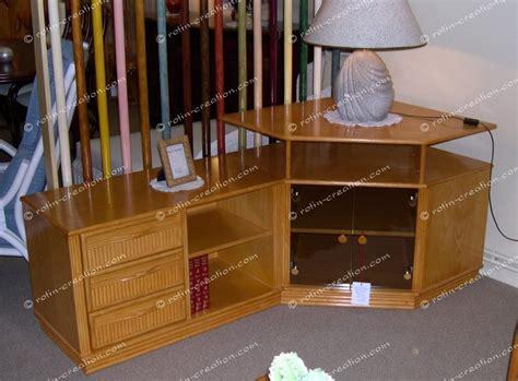 paravent de bureau meuble d 39 angle tv hifi colombo avec rangement meuble
