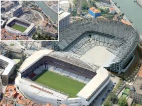 Athletic Bilbao New Stadium