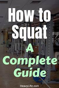 How To Squat  A Complete Guide