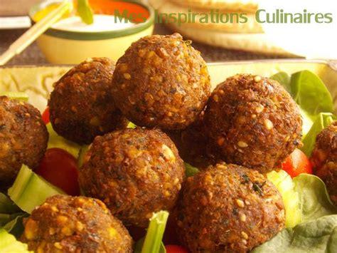 cuisine pakistanaise recette recette falafels maison facile le cuisine de samar