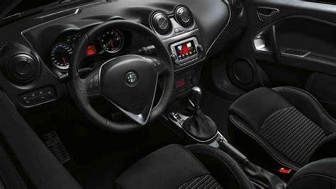 Mito Interni Alfa Romeo Mito Junior Entra Nel Mondo Biscione La