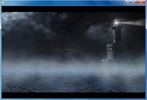 animated lighthouse powerpoint template