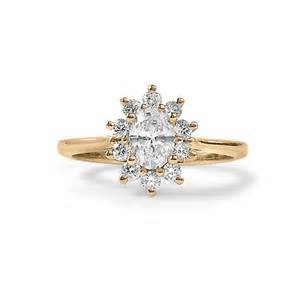 gold shaped engagement ring yellow gold shaped oval halo engagement ring
