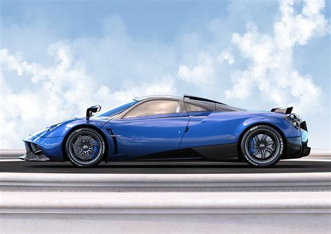 Pagani Huayra Pearl Is Bite-the-Back-of-Your-Hand ...