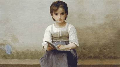 Bouguereau William Adolphe Paintings Beauty Classic Difficult
