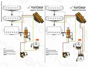2 Humbuckers 1 Volume 1 Tone Best Of