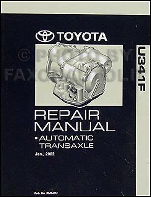 auto manual repair 2004 toyota matrix transmission control toyota matrix 4wd awd automatic transmission repair manual 2003 2004 2005 2006 ebay