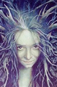 Wood Woman from Good faeries Bad faeries, by Brian Froud ...