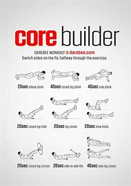 Upper Body Core Workout Routines