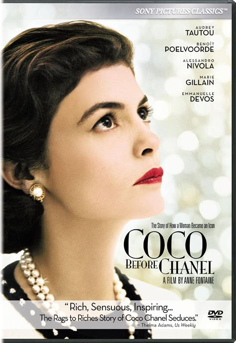 Coco Before Chanel DVD Release Date February 16, 2010