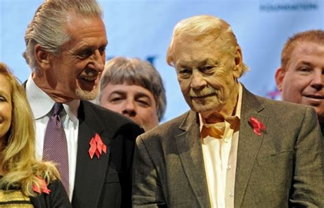 Longtime Los Angeles Lakers Owner Jerry Buss Died Earlier ...