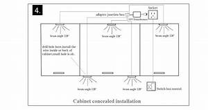 Wiring Diagram For Cupboard Light