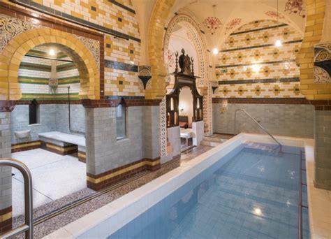 Harrogate Turkish Baths Celebrates 120 Years Fashion