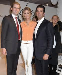 Donald Trump Kids and Their Mother