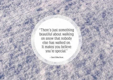 quotes on snow i love snow quotes quotesgram