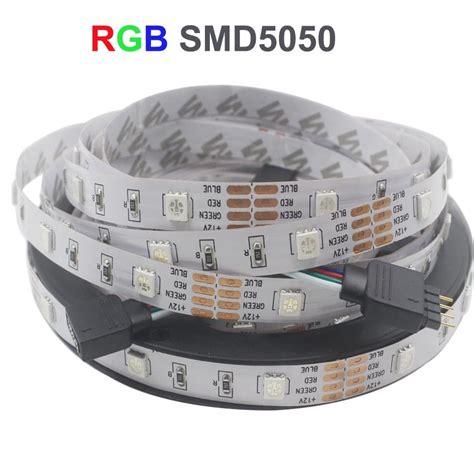 Set Led Lu Rgb smd rgb led light 5050 2835 10m 5m