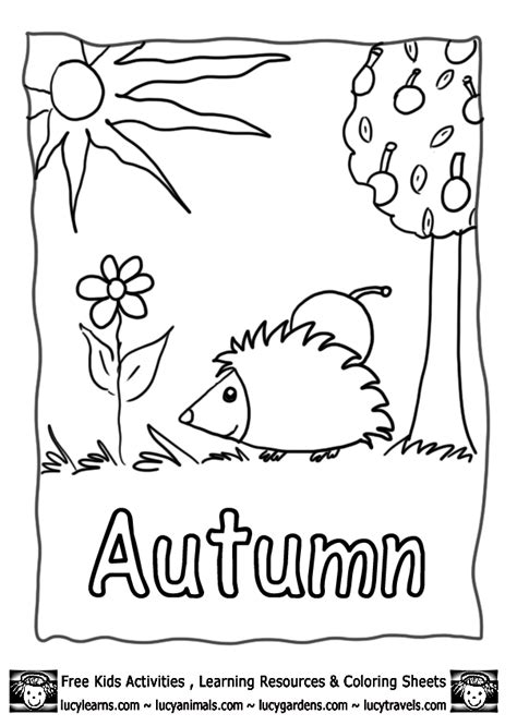 preschool fall coloring pages az coloring pages 928 | Bia96xbi8