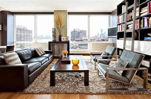 Braunes Sofa Weiße Möbel : 94 wohnzimmer sofa elemente modern wohnen wand betonoptik holzboden graues sofa vorhaenge ~ Sanjose-hotels-ca.com Haus und Dekorationen