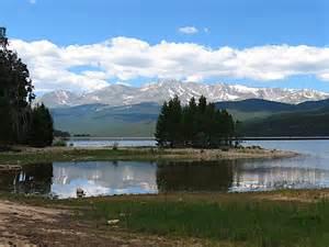 Turquoise Lake Leadville Colorado